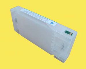 350ml Empty Refillable cartridges + Ink Bag for Epson 7700, 9700, 7890, 9890, 7900, 9900 + Resettable CHIP