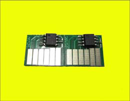 Canon W7200/W8200/W8400 Single use chip (BCI-1411BK, C, M, Y, LC, LM)