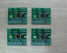 Roland ECO MAX series (XJ640/740, RS540/640,XC540,VP300/540, SP540 etc) Single use chip